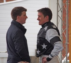 Neil Mulholland chats to Barry Geraghty