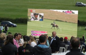 In 2016 the Event Rider Masters competition brought big screen excitement to Barbury