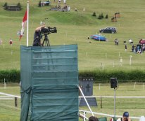 One of the ERM camera towers at Barbury