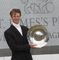 William Fox-Pitt - Barbury's 3-star winner (Photo: Adam Dale)