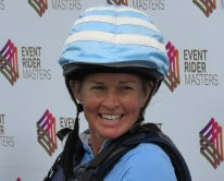 Jonelle at the Event Rider Masters