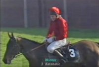 Katabatic's 1991 victory in the Queen Elizabeth the Queen Mother Champion Chase