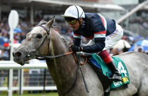 Magical Memory - and Frankie - take the bet365 Hackwood Stakes