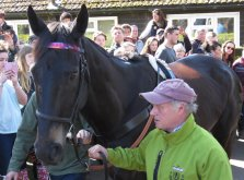 Many Clouds led by Chris Jerdin - with fans