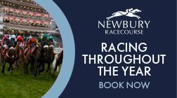 Newbury Racecourse (Banners)