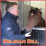 Belgian Bill button