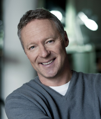 Rory Bremner - Brighter Futures' patron