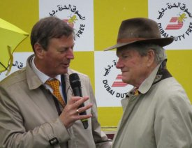 Ian Balding interviewed about Mill Reef